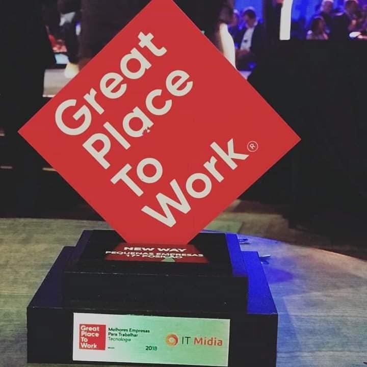 New Way é eleita pelo GPTW a 17ª melhor empresa