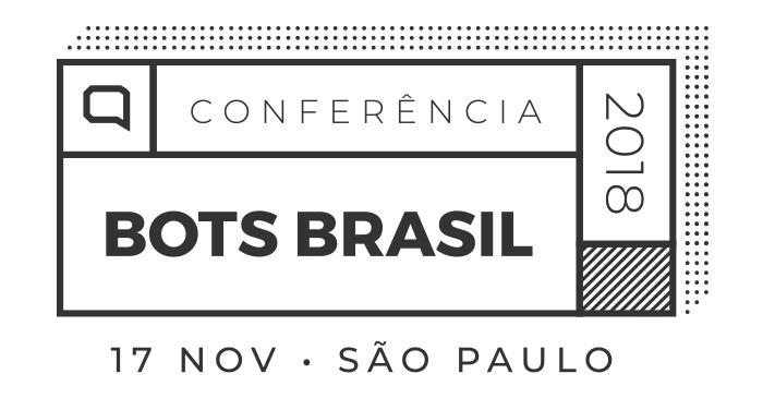 New Way patrocina maior conferência de Bots do Brasil