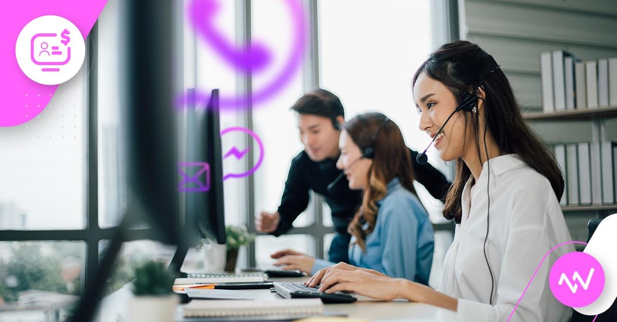 Descubra a importância do atendimento digital para empresas de cobrança