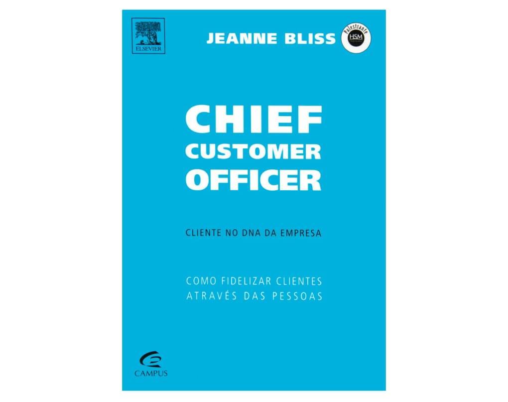 Chief Costumer Officer