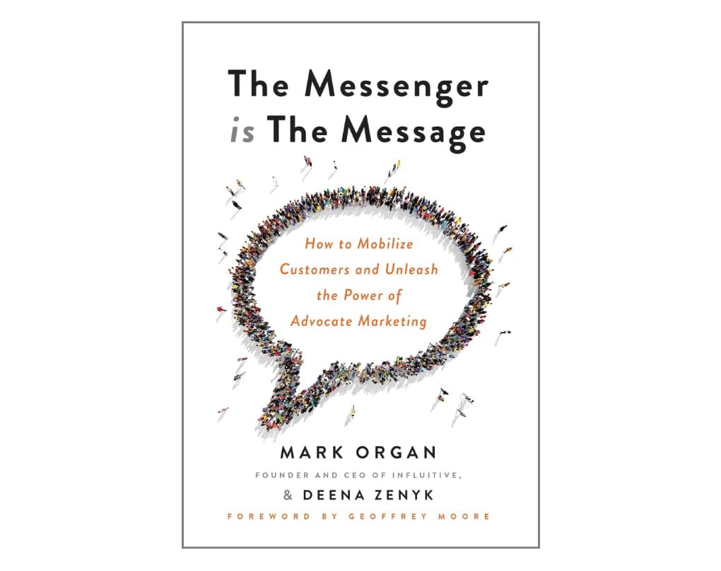 the messenger is the message