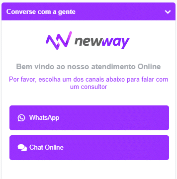 chat para site nw